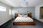 Pin to Inspire Contest | #AmblesideRooms | The Cozy Chic Bedroom by Cottswood Interiors in the Kimberley Homes showhome