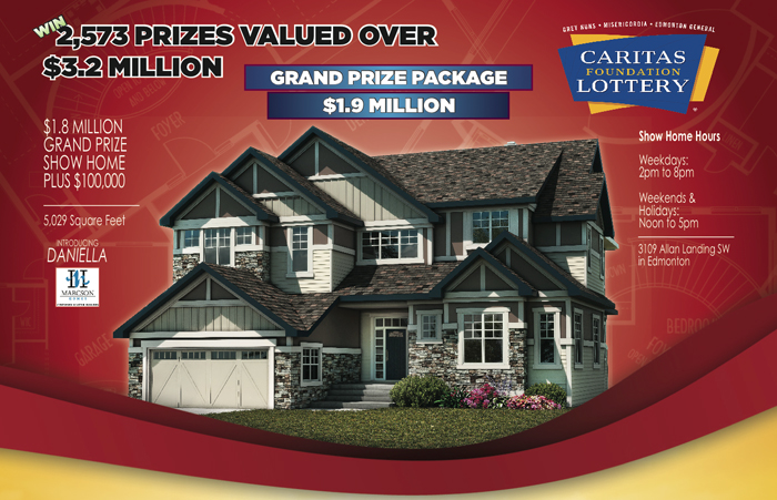 Caritas lottery prizes 3